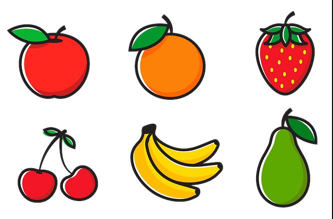 Apprendre – Les fruits