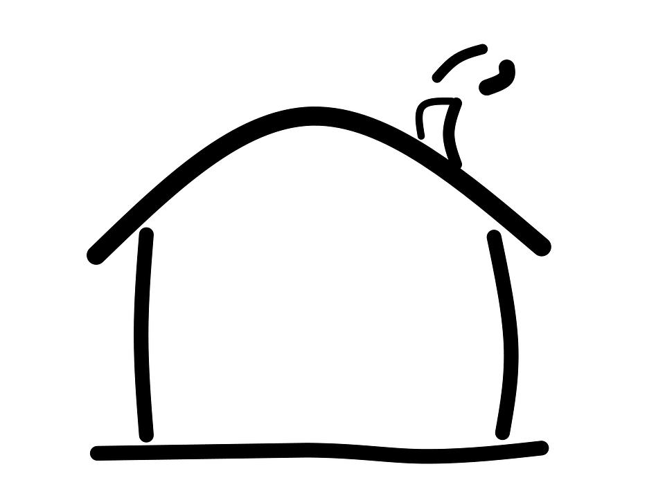 Léa présente la maison de ses parents.