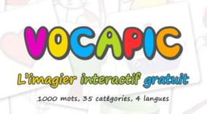 Read more about the article Vocapic – imagier en ligne