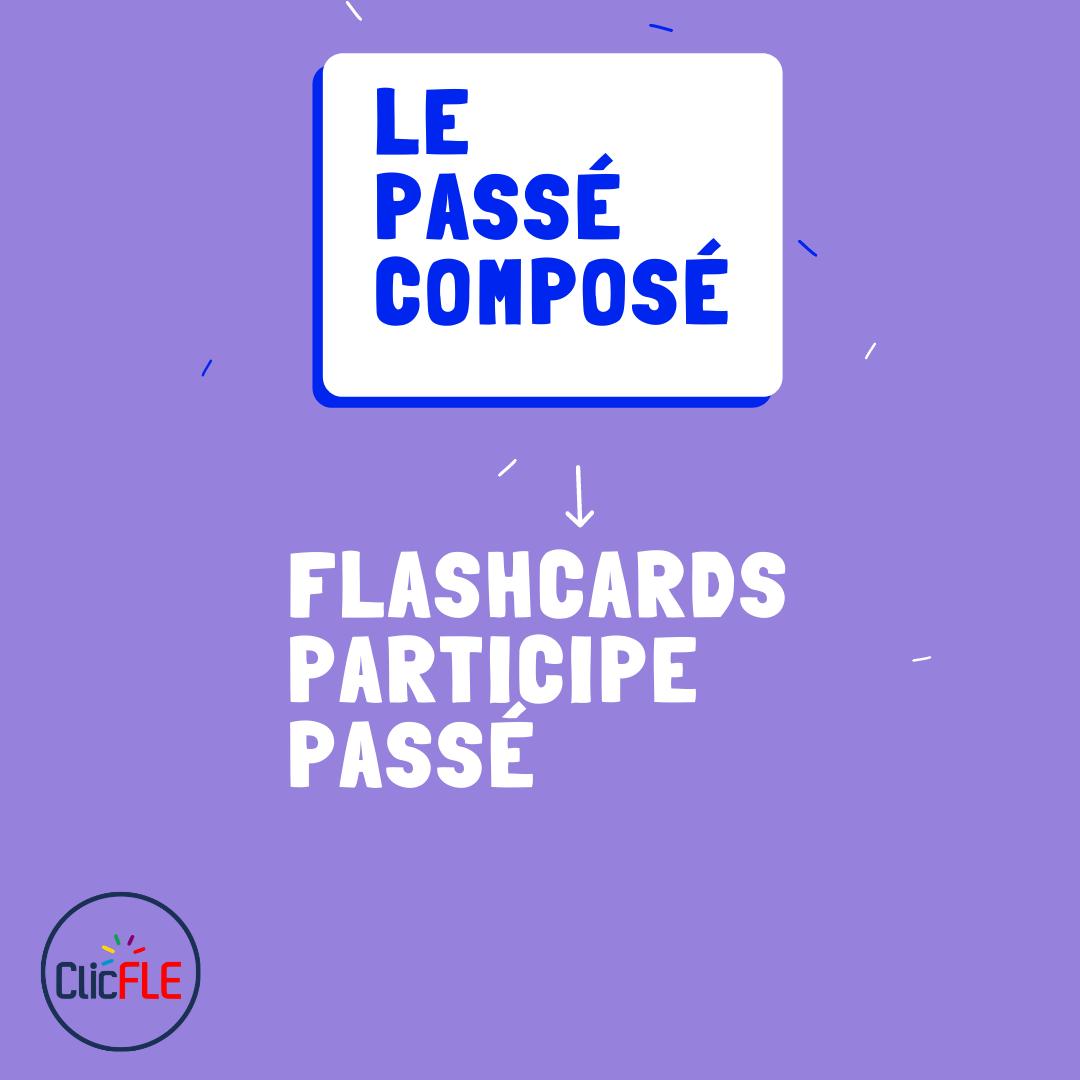 Flashcards – participe passé