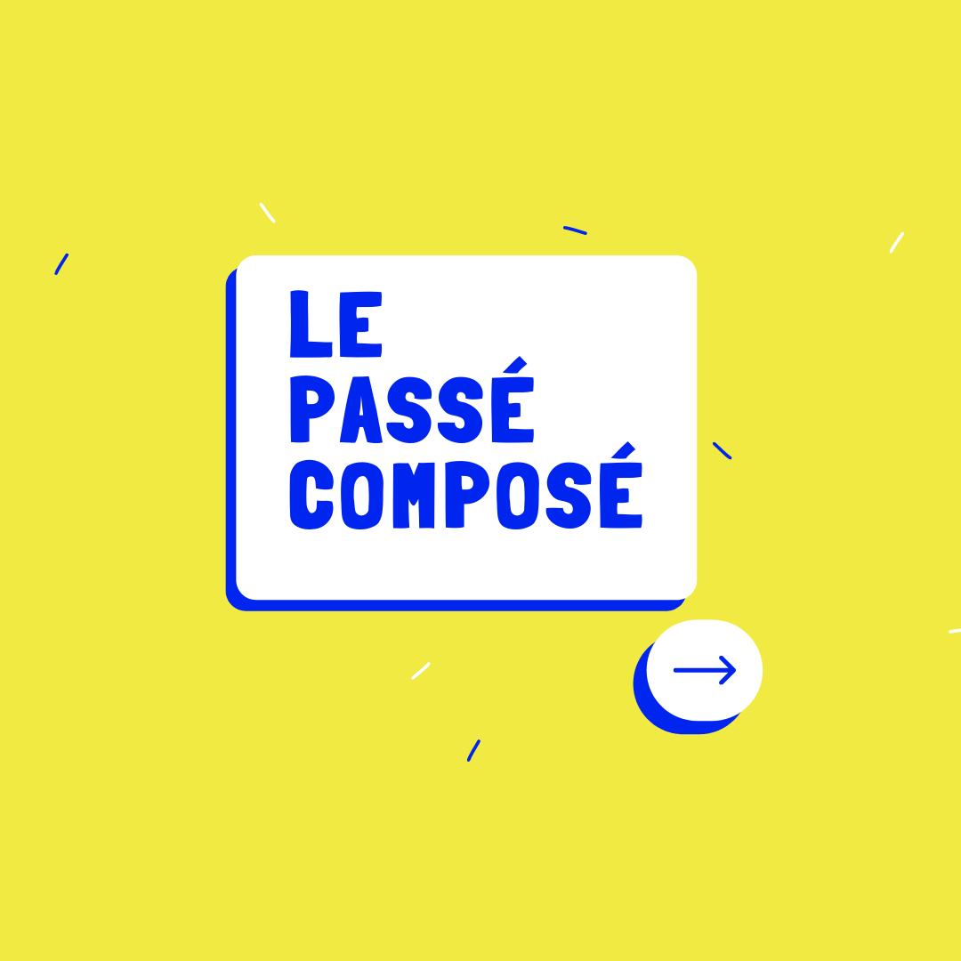 Read more about the article Exercice – le passé composé