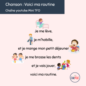 Read more about the article CHANSON – MA ROUTINE